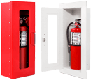 Strike First USA Fire Extinguisher Cabinets