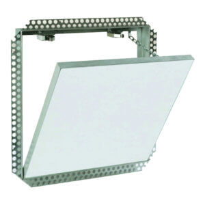 WB DWAL 415 Series Touch Latch Drywall Access Panels with Tape-In Flange