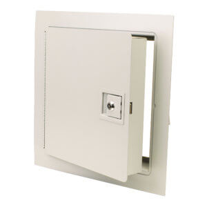 WB FRU 810 Ultra Series Fire-Rated Access Doors with Key Lock