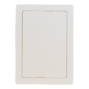 WB MAP 1800 Series Non-Hinged Flush or Surface Mount Plastic Access Panels