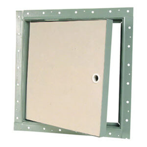 WB RDW 410-2 Series Recessed Drywall Access Doors with Gypsum Panel