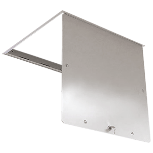 Williams Brothers - WB TB 1210 Series Aluminum Suspended Ceiling T-Bar Access Door / Panel